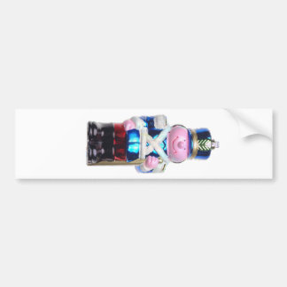 Robot Bumper Stickers