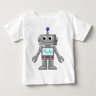 robot cartoon baby T-Shirt