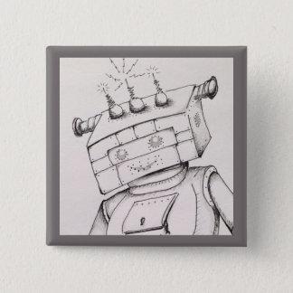 Robot Drawing Detail, 2 inch pin