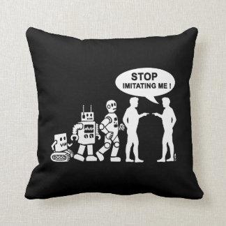 Robot evolution cushion
