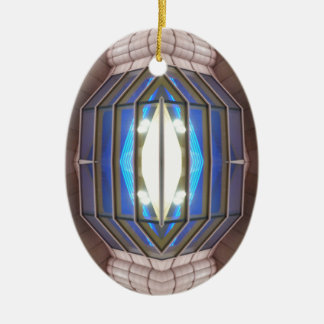 Robot Eye 2 - CricketDiane SciFi Art Products Ornament