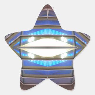 Robot Eye - CricketDiane SciFi Art Products Star Sticker