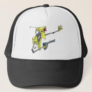 Robot Got A Gun Trucker Hat