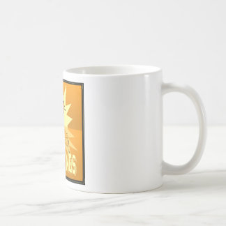 Robot Greetings Coffee Mug