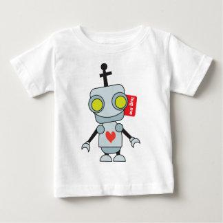 Robot - Hug Me Baby T-Shirt