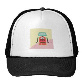 Robot I Trucker Hat