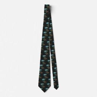 Robot Inspired Neck Tie