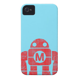 Robot iPhone 4 Case-Mate Case