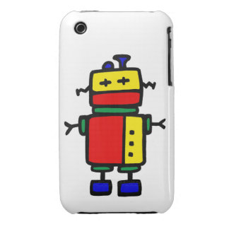 robot iphonecase iPhone 3 Case-Mate cases
