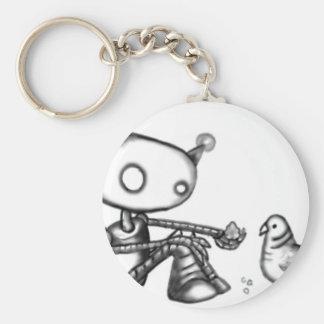 robot key ring
