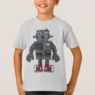 Robot Kid T-Shirt