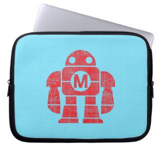 Robot Laptop Sleeves