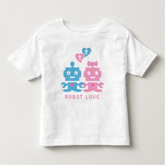 Robot Love Toddler T-Shirt