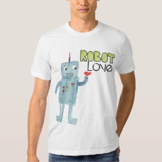 Robot Love Tshirt