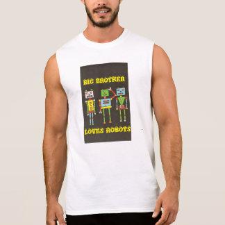 Robot Love Sleeveless Shirt