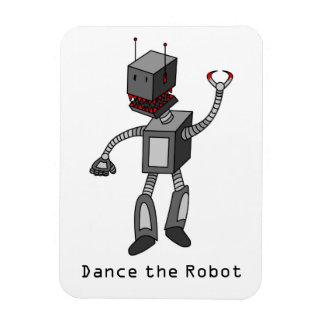 Robot Magnet - Dance the Robot