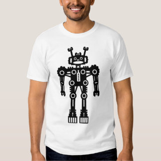 Robot Mk I - Customized Tee Shirts