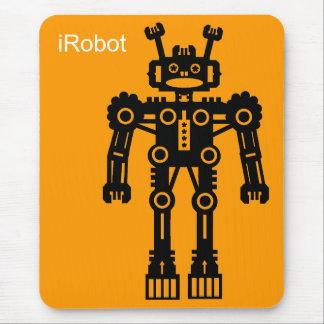 Robot Mk I (iRobot) - Orange Mouse Pad