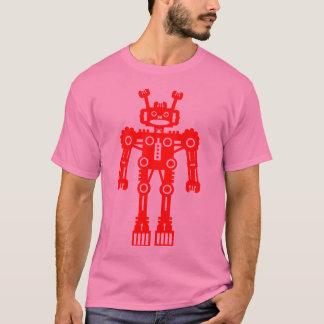 Robot Mk I - (Red) - Customized T-Shirt