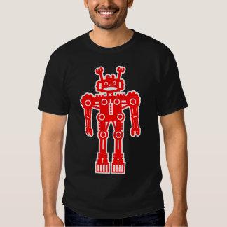 Robot Mk I - (Red) Tshirt