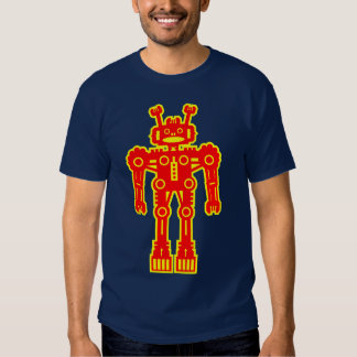 Robot Mk I - (Red & Yellow) Shirts