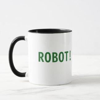 ROBOT! MUG