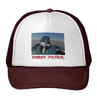 Robot Patrol Mrn Cap