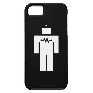 Robot Pictogram iPhone 5 Case