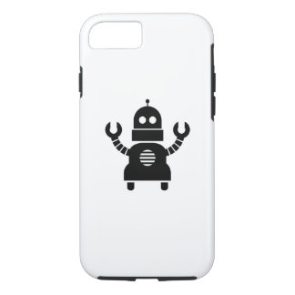 Robot Pictogram iPhone 7 Case