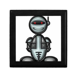 Robot (plain) gift box