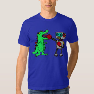 Robot Punches! Tee Shirts