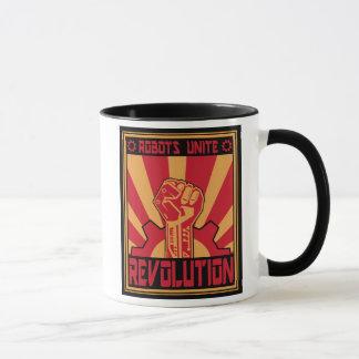 Robot Revolt Mug