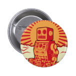 Robot Revolution Pin