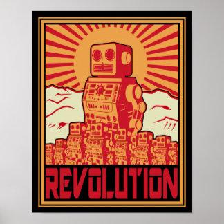 Robot Revolution Poster