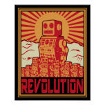 Robot Revolution Posters