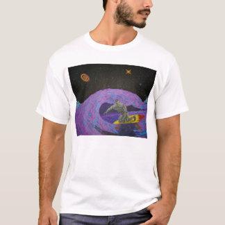 Robot Rusty McBolt Surfin' Vacaction T-Shirt