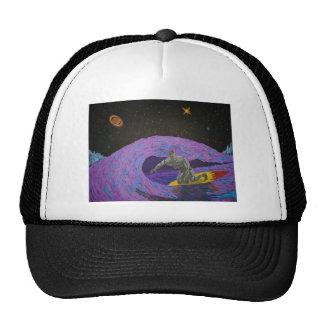 Robot Rusty McBolt's Surfin' Vacation Hats