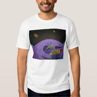 Robot Rusty McBolt's Surfin' Vacation T-Shirt