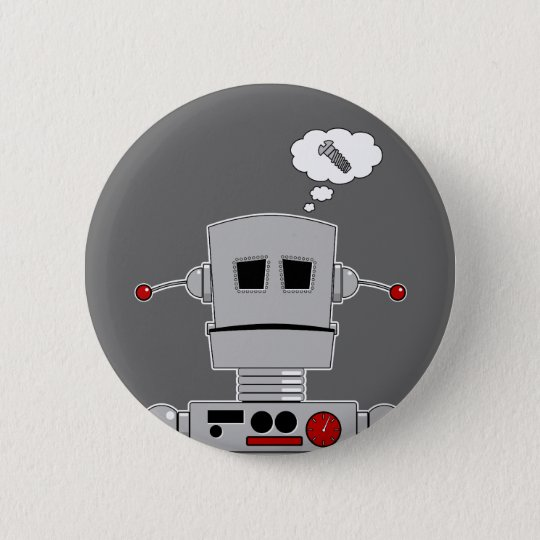 Robot Screw Button