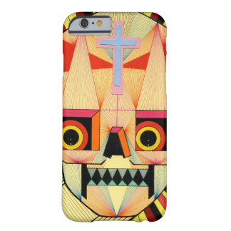 robot skulls barely there iPhone 6 case