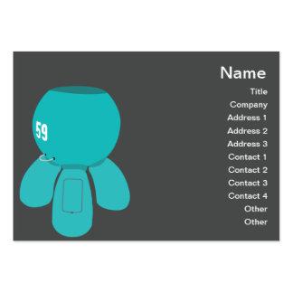 Robot Spyder - Chubby Business Card