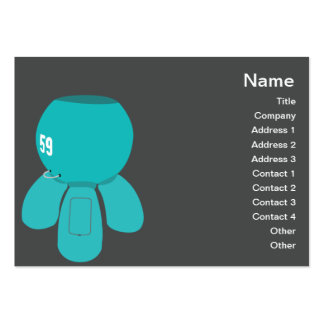 Robot Spyder - Chubby Pack Of Chubby Business Cards