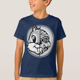 Robot Squirrel Tshirts