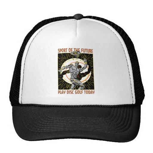 Robot Thrower #1 Hat