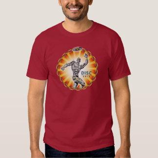 Robot Thrower #2 T-shirts