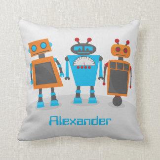 Robot Trio Cushion