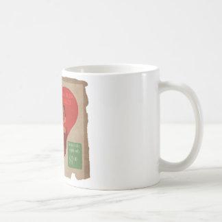 Robot Vita-Pills Basic White Mug
