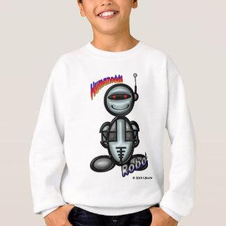 Robot (with logos) sweatshirt