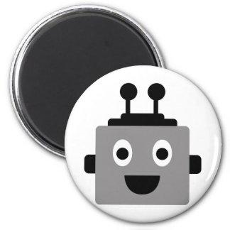 RobotFutuP5 Fridge Magnet