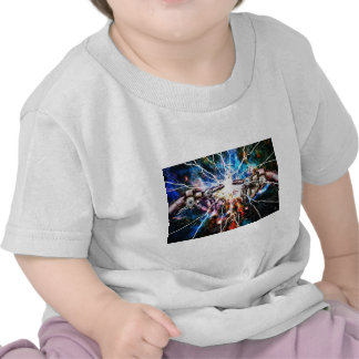 Robotic Explosion Shirts